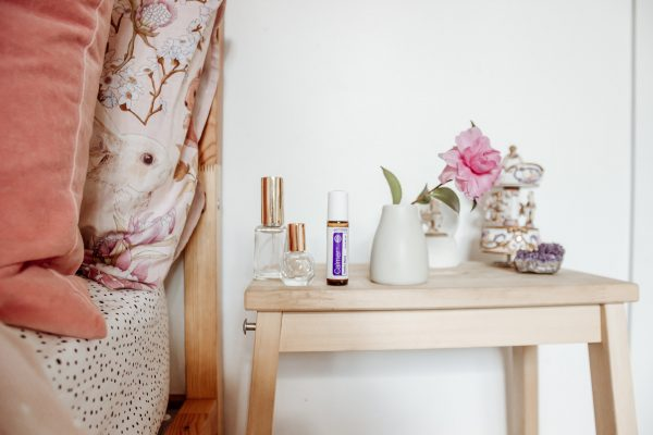 doTerra esenciálne oleje v spálni